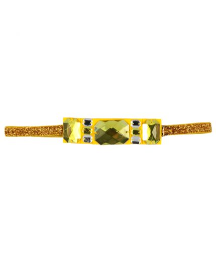 Blair Band (10mm)_sparkle daffodil