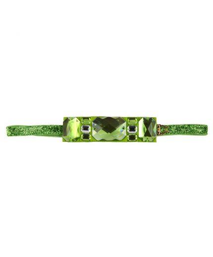 Blair Band (10mm)_sparkle kiwi