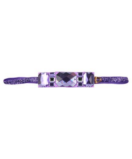 Blair Band (10mm)_sparkle light purple