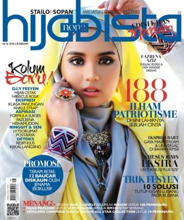 Hijabista Nona Ogos 2014