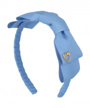 Baby Classic Bow Down French Blue