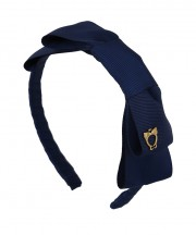 Baby Classic Bow Down Navy