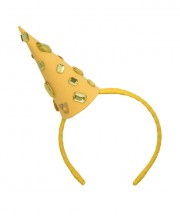 Baby Mini Party Hat - Daffodil