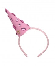 Baby Mini Party Hat - Light Pink