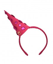 Baby Mini Party Hat - Shocking Pink