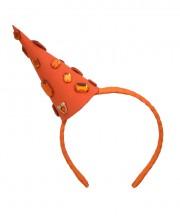 Baby Mini Party Hat - Tangerine