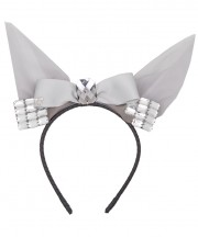 Kuching Cat Large Ears - Grey