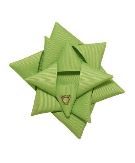 Surprise Bow Big - Apple Green