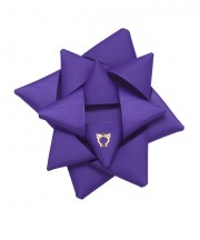 Surprise Bow Big - Regal Purple