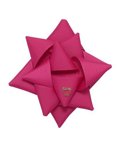 Surprise Bow Big - Shocking Pink
