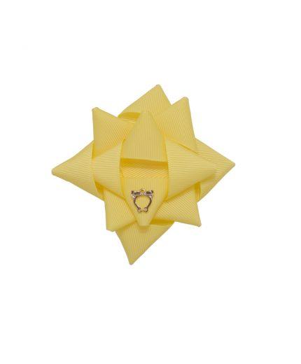 Surprise Bow Small - Lemon