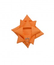 Surprise Bow Small - Tangerine
