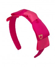 Tickled Pink Classic Bow Down