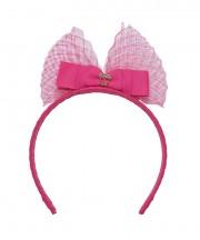 Tickled Pink Lolita Tulle - Shocking Pink 1