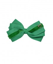 Baby Bow Clip Extra Large - Emerald