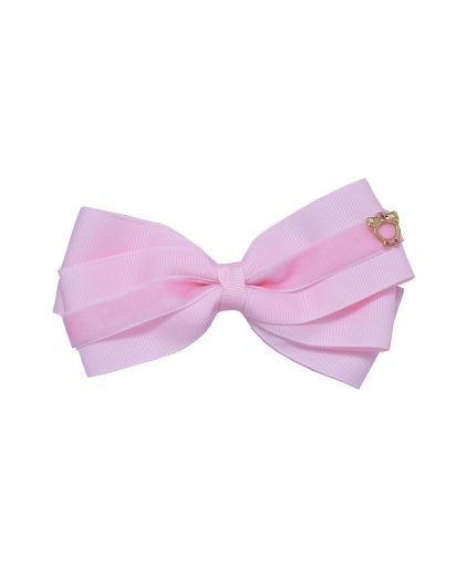Baby Bow Clip Extra Large - Light Pink