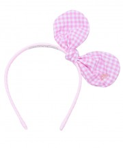 Adult Bunny Bow - Light Pink