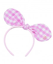 Baby Bunny Bow - Light Pink