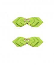 Baby Cupid Clip - Apple Green