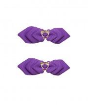 Baby Cupid Clip - Grape