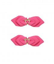 Baby Cupid Clip - Hot Pink