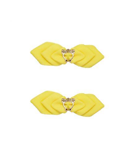 Baby Cupid Clip - Lemon