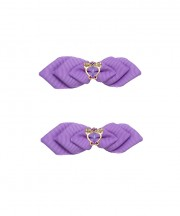 Baby Cupid Clip - Light Purple