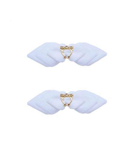 Baby Cupid Clip - Off White