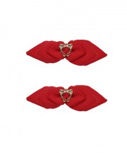 Baby Cupid Clip - Red