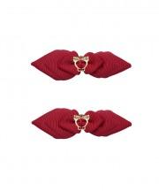 Baby Cupid Clip - Scarlet