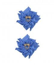 Baby Floral Clips - Wisteria