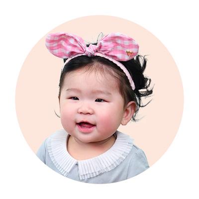 Baby Bunny Bow - Black - Sereni   Shentel dcb97a46029