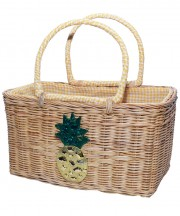 Basket - Pineapple