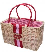 Monogram Basket - Candy