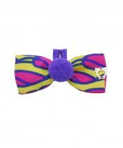 Circus Bow Tie - Shocking Pink