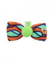 Circus Bow Tie - Tangerine