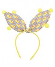 Circus Bunny Ears - Daffodil