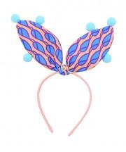 Circus Bunny Ears - Peach
