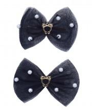 Mini Royal Clips - Black