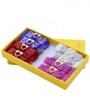 oriental-mini-bow-clips-set