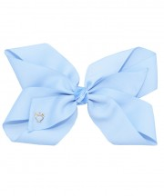 Cheer Bow - Capri Blue