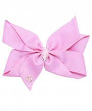 Cheer Bow - Dusty Rose