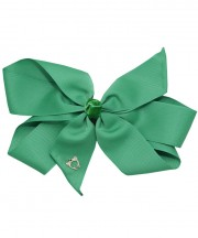 Cheer Bow - Emerald