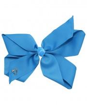Cheer Bow - Island Blue