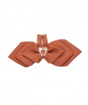 Cupid Bow Tie - copper