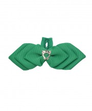 Cupid Bow Tie - emerald