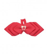 Cupid Bow Tie - red