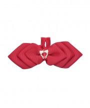 Cupid Bow Tie - scarlet