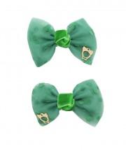 polka green