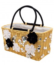 Mother's Day Basket - Monochrome_1